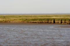 Northsea kust stock afbeeldingen