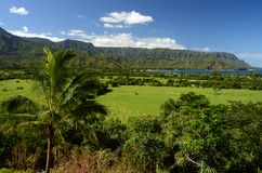 Northshore van Kauai Royalty-vrije Stock Foto's