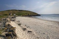 Northton plaża, wyspa Harris, Zewnętrzny Hebrides, Szkocja obraz royalty free