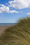 Northumberland Coast Stock Image