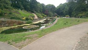 Northumberland-Park Stockfoto