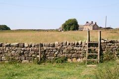Northumberland. Royalty Free Stock Image