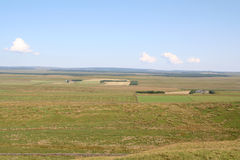 Northumberland. Stock Image