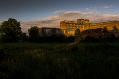 Northville Psychiatric Hospital - Northville, Michigan Royalty Free Stock Photos