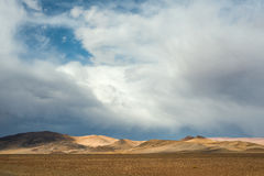 Northwest Argentina Desert Landscape Stock Photography