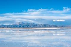 Northwest Argentina - Salinas Grandes Desert Landscape Stock Photography