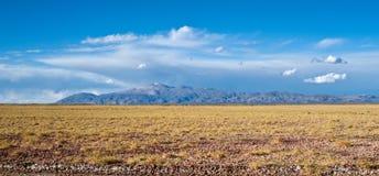 Northwest Argentina - Salinas Grandes Desert Landscape Stock Photos