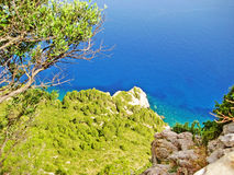 Northwest Majorca in the Tramuntana mountains Stock Photos