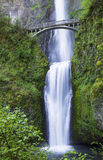 Northwest Pacific Waterfalls within Oregon State Royalty Free Stock Images