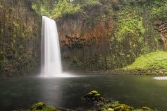 northwest Stillahavs- vattenfall Royaltyfria Foton