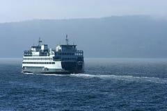 Northwestern ferry. Ferry from Anacortes, WA to Sidney, B.C Royalty Free Stock Image