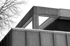 Northwestern University building wall. Northwestern University stone building wall stock photography