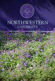 Northwestern University Stock Image