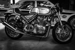 Norton Commando 961 Cafe Racer royalty free stock photography