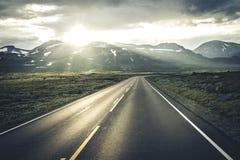 Noruega épica Fotografía de archivo libre de regalías