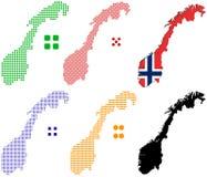 Noruega Fotos de Stock Royalty Free