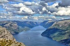 Noruega Foto de Stock