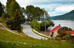 noruega Imagens de Stock