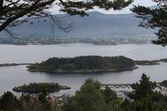 Noruega, Alesund Fotos de archivo