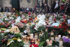 Noruega após ataques Fotos de Stock Royalty Free