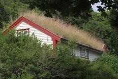 Noruega, casa Fotos de archivo