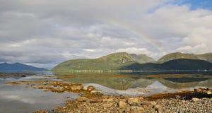 Noruega del norte 33 Imagen de archivo libre de regalías