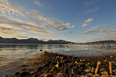 Noruega del norte 4 Foto de archivo
