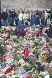 Noruega después de ataques Imagenes de archivo