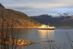 Noruega septentrional fotos de archivo libres de regalías