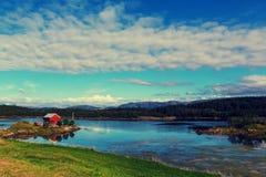 Noruega septentrional Fotografía de archivo