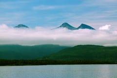 Noruego Romsdalsfjord Foto de archivo