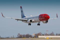 norueguês Imagens de Stock Royalty Free