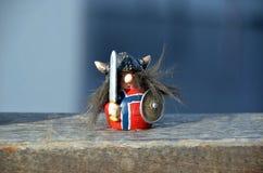Norueguês Viking Imagens de Stock Royalty Free