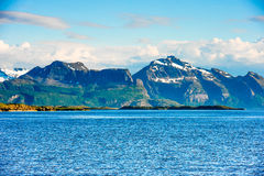 Norvège Photos libres de droits