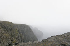 Norvegian海湾 图库摄影