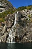 Norvegian Fjord Stockfotografie