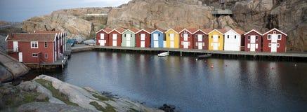Norvegian fjord Royalty Free Stock Images