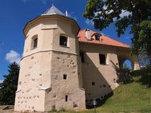 NorviliÅ-¡ kÄ-s Schloss (Litauen) Stockfoto