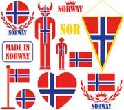 norway Fotografering för Bildbyråer