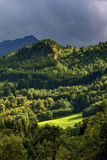 Norway, beautiful landscape, still wild nature Royalty Free Stock Photography