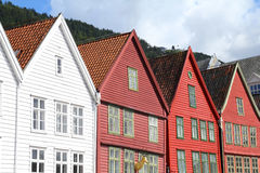 Norway - Bergen stock image