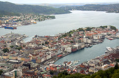 Norway. Bergen. Stock Photo