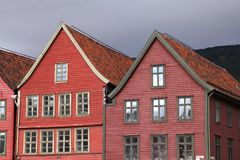 Norway - Bergen Stock Photography