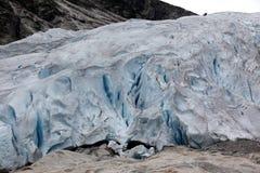 Norway, Briksdalsbreen glacier Stock Photo