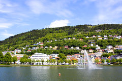 Norway bucolic Royalty Free Stock Photography