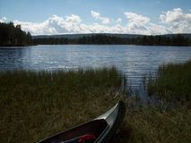 Norway - Canoe Tour stock images