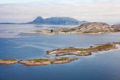Norway Coast Royalty Free Stock Images