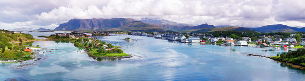 Free Norway Coast Royalty Free Stock Photos - 58377798