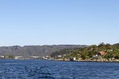 Norway coastline Stock Photo