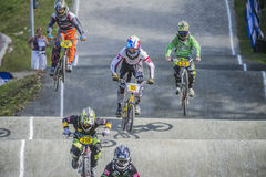 Norway Cup in BMX Stock Photos